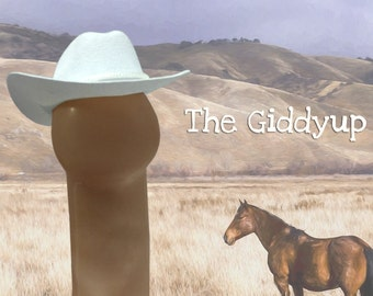 The Giddyup (A Hat for the Penis in Your Life!) - SALE!