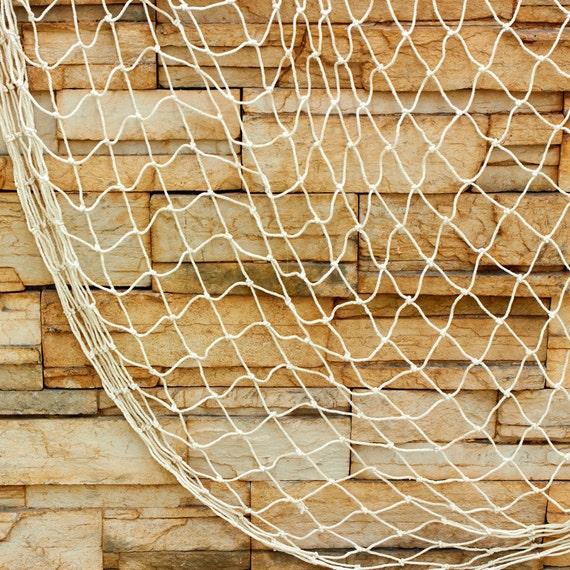 Decorative fish nets size 3 3 39 x 6 6 39 75 1319 for Fish netting decor