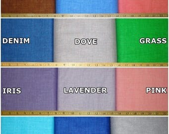 Sketch Blenders C8224 Cotton Fabric by Timeless Treasures! 12 Colors! [Choose Your Cut Size]