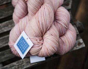 Hand Dyed Organic Merino Sport Weight Yarn