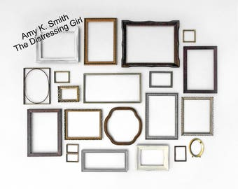 Gallery Wall Set gallery frame set | etsy