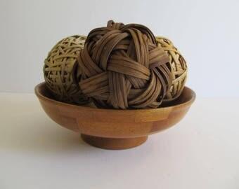 Decorative wood bowlEtsy