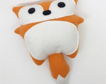 Handmade Fox Softie