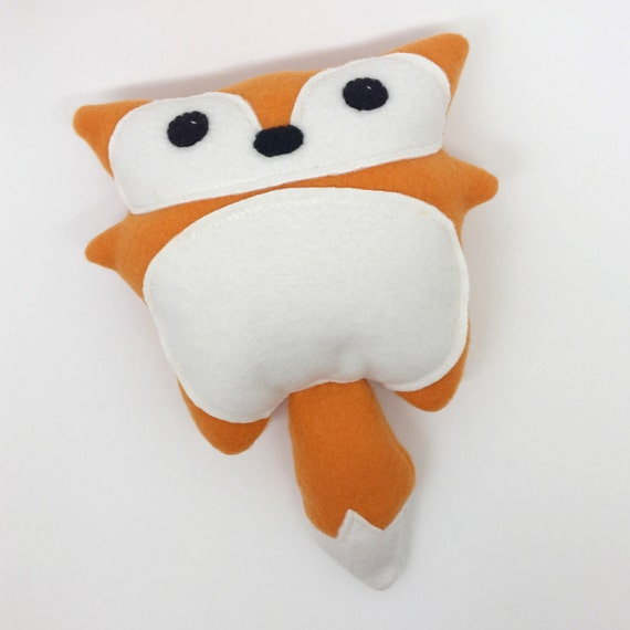 Handmade Fox Softie