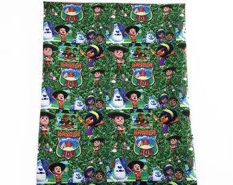 ranger rob  fabric