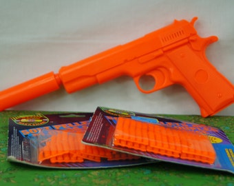 Cap Gun - TOY - 1980s - Made in the USA