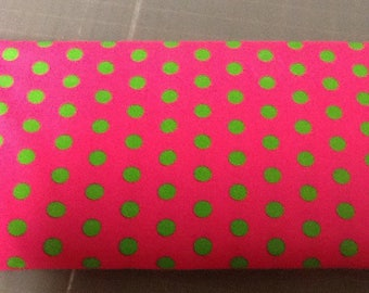 no. 1027 Dots fabric by the yard
