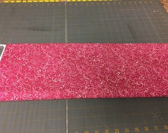 no. 491 Fuchsia breezeway Fabric by the yard
