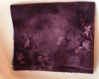 Royalty Hand Dyed New Wool Fabric, Rug Hooking, Penny Rugs