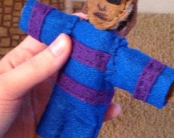 Frisk pocket-size doll, Undertale