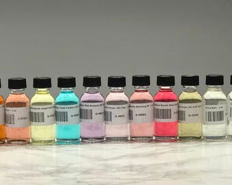 Assorted 1oz Fragrance Oils