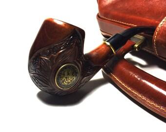 wood pipe. Tobacco pipe. Smoking Pipe. Pipes for Pipe Smokers, Wooden pipe. pipes carved pipe. Smoking bowl. smoking bowls