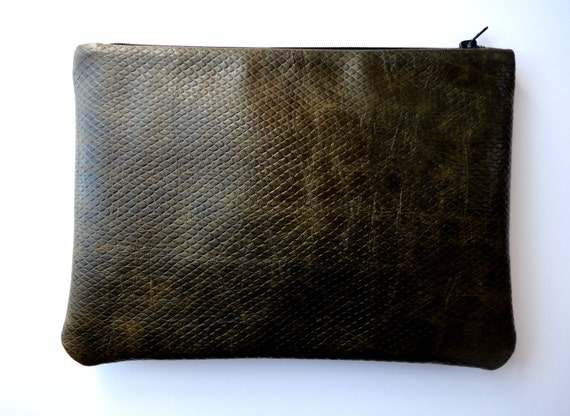 Oversized Clutch from Elina Grosa