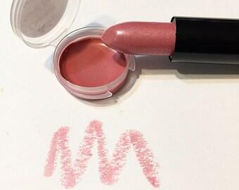 CHARMED Natural Mineral Glossy Lipstick - Gluten Free Lipstick