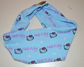 Hello Kitties Blue - Headband
