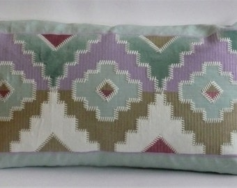 Ayda Embroidered Pillow Cover
