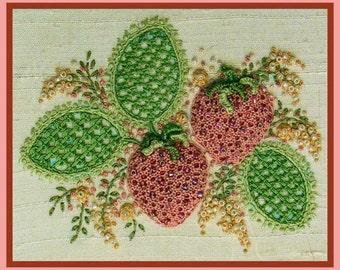 NL 01 - Pattern Download | Digital Download | PDF Embroidery Pattern Download | Digital Download