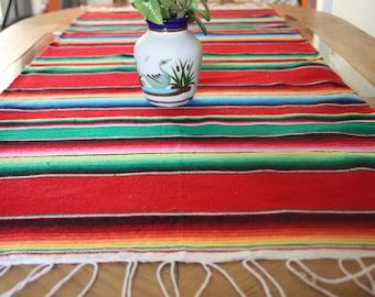 Table Runner, Mexican Table Runner