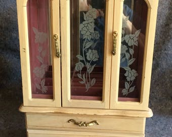 JEWELRY CHEST, JEWELRY Box