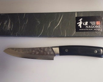 Nagomi 33 Layer Japanese Paring Knife - 4 inches