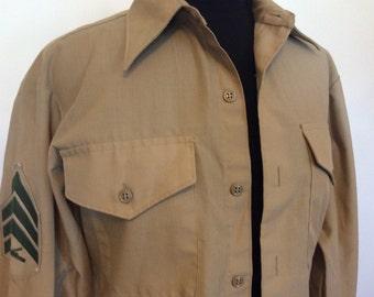Military Shirt - M