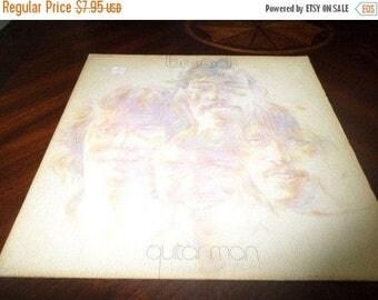 Save 30% Today Vintage 1972 LP Record Bread Guitar Man Excellent Condition Elektra Records 3224