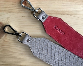 Leather Strap / Bag Strap / Replacement Strap / Guitar Strap Bag