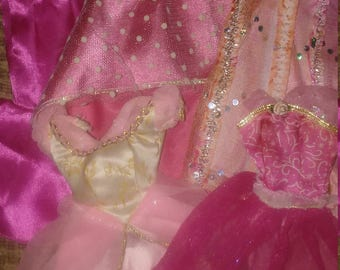 Barbie Pretty In Pink Formal Dresses