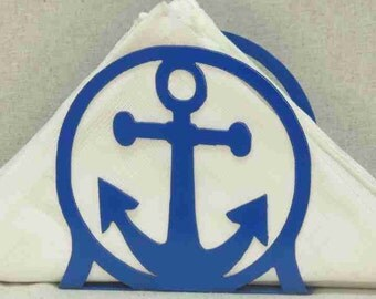 Anchor Napkin Letter Holder