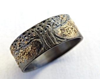 Viking ring Etsy
