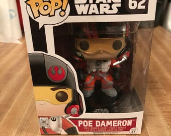 Funko Star Wars Poe Dameron  Pop