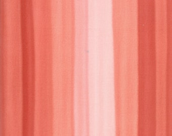 1/2 Yard - Spectrum Ombre - Stripes - Persimmon - V and Co - Vanessa Christenson - Moda Fabrics - Fabric Yardage - 10861-13