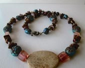 Handmade Beaded Necklace ...