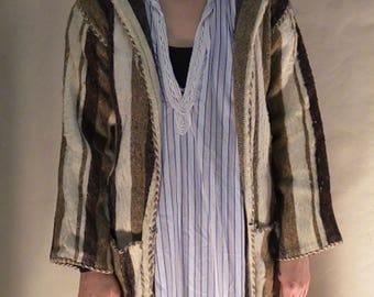 Long Moroccan Shirt