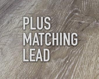 Add a matching Dog Lead / Handmade In Australia / Dog Leash / Strong Dog Lead