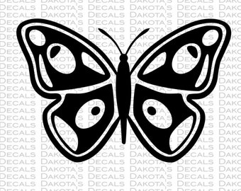 Butterfly SVG for Download