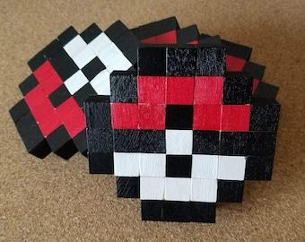 Pokéball Coasters - Set of 4
