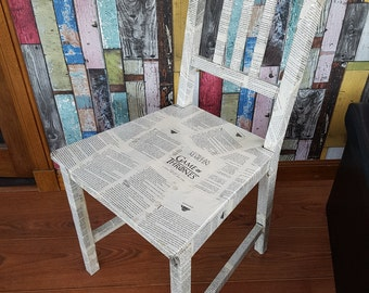 Game of Thrones Wooden Chair