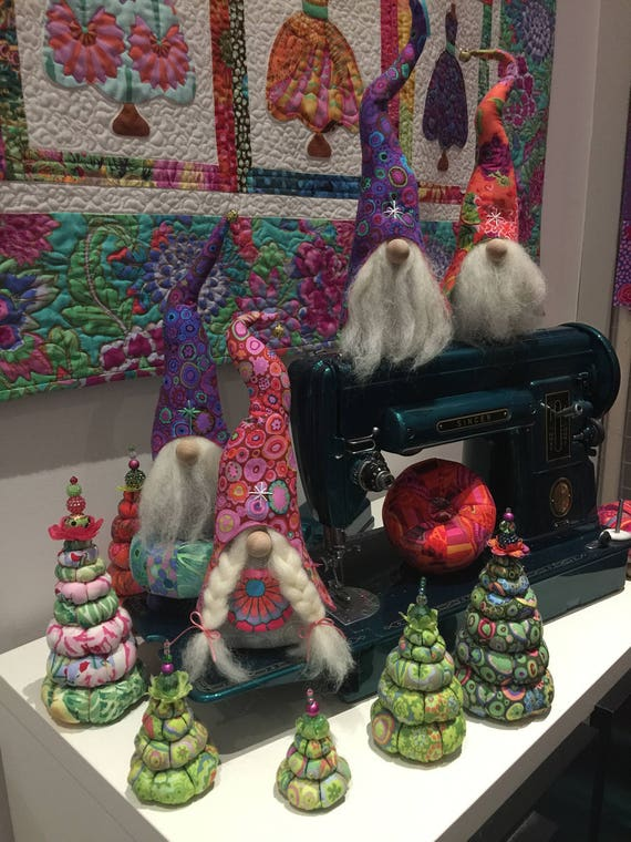 NISSE -  Hardware kit for 1 Nisse w/NEW revised pattern & instructions with photos
