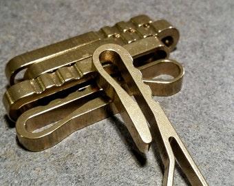 Brass MINI Suspension Clip