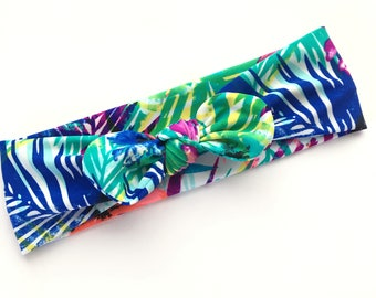 Paradise Party Poolside Tie