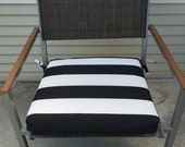 Custom Order: Outdoor chair cushion pad, approx. 18x22""