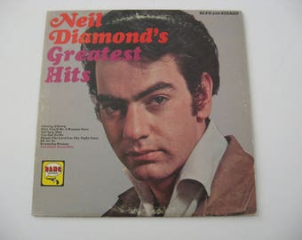 Neil Diamond - Greatest Hits - Circa 1967