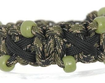 Camo Fidget Bracelet, Sensory Fidget Bracelet, Anxiety Bracelet, Sensory Bracelet, Sensory Fidget, Calming Bracelet, Autism Bracelet
