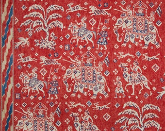 Brunschwig Fils- Aralam Print -Fabric By The Yard-