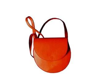 Mini Leather Crossbody Bag, Smart Phone Bag