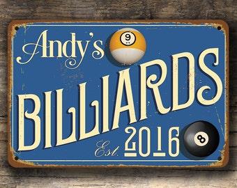 Billiards Decor Etsy