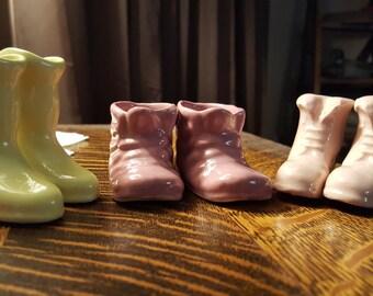 Ceramic figurine, miniature, vintage, nursery decorations