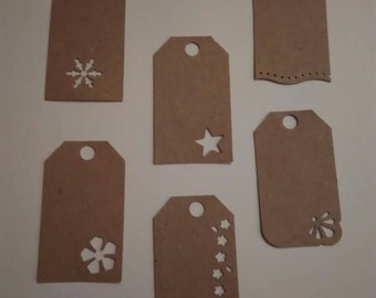 Brown Kraft Gift Tags