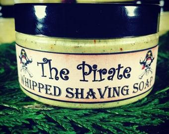 Whipped shaving soap for him